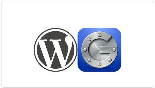 Wordpress使用Google Authenticator