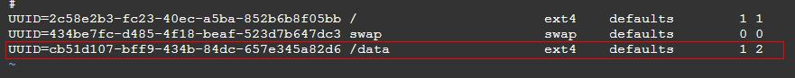 《Linux(CentOS)挂载新数据盘及宝塔面板同步调整网站根目录》