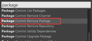 2-remove-package