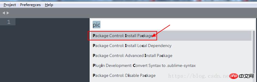 《Sublime Text3搭建PHP开发环境》