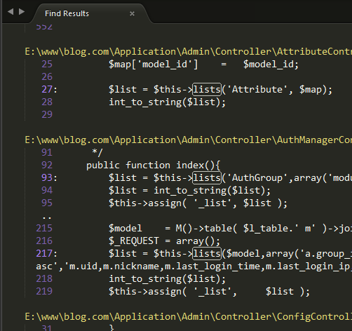 《Sublime Text3 开发PHP技巧》